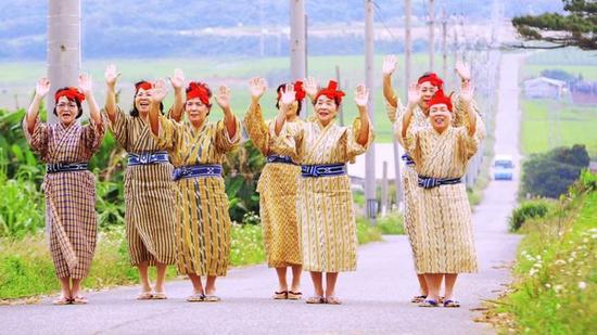 KBG84-Come and Dance小滨岛MV截图