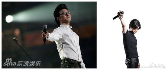 汪峰(左) 丁勇(右)