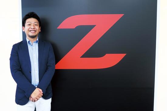 CyberZ总经理青村陽介