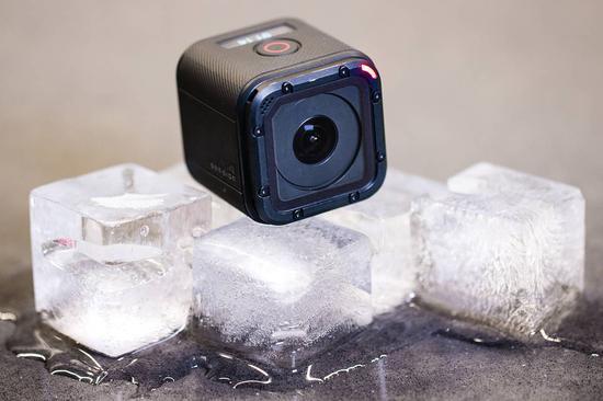 GoPro第二季度營收增長72%:同比扭虧
