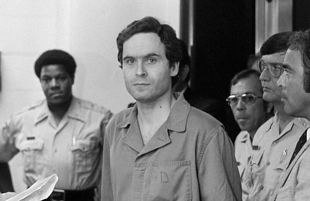 在1989执行死刑之前,杀人恶魔Bundy曾对1974年到1978年间在7个州所犯下的30宗杀人案忏悔,尽管他犯下的罪行不只30宗。