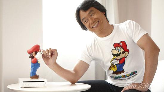 宫本茂是神级游戏制作人 但并不擅长企业管理