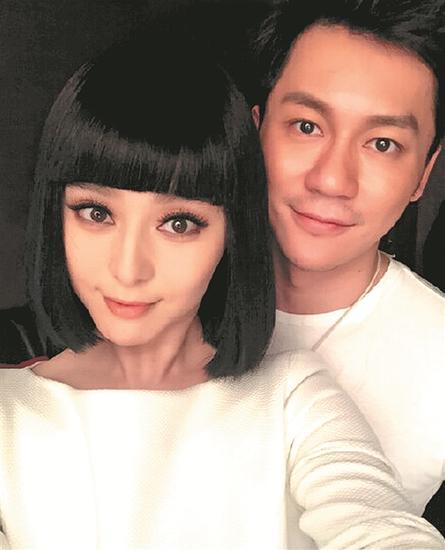 范爺:李晨負責貌美如花 心態好感情更穩定