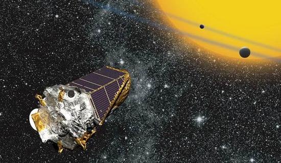 2009年发射升空的开普勒空间望远镜耗资6亿美元,其目标旨在搜寻系外行星并研究银河系内行星系统的多样性