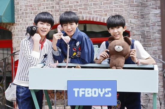 tfboys《宠爱》舞蹈版mv发布