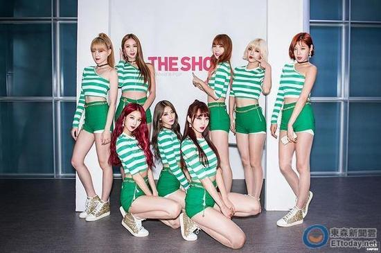 韩国女团9 Muses