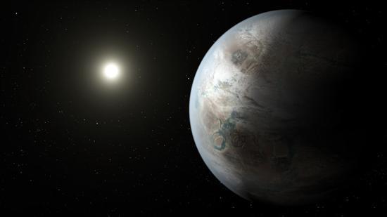 美国宇航局发现另一个地球 或有大气层和流动水