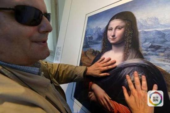 普拉多博物馆推出可触摸的画展