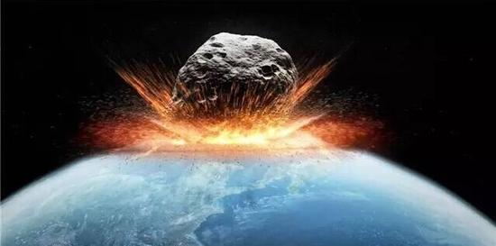 小行星撞击地球是人类未来面临的最大危险之一。
