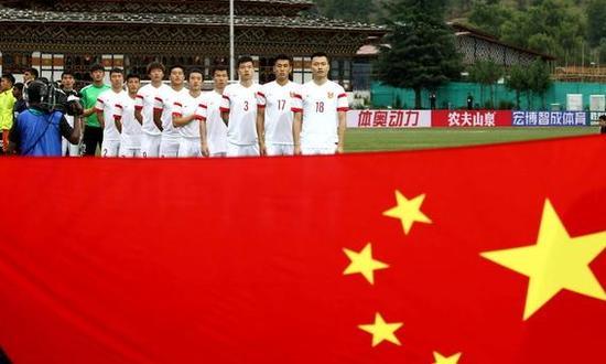 郑道锦:世预赛亚洲避南美利好国足