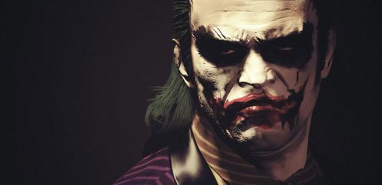 《蝙蝠侠》小丑