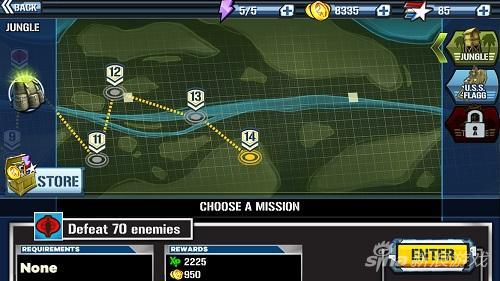 《特种部队:突袭》游戏截图