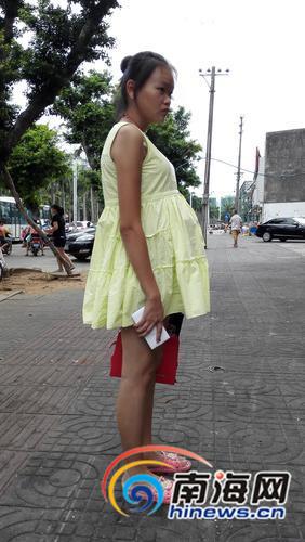 怀孕的小倩被男友抛弃只得流落街头。