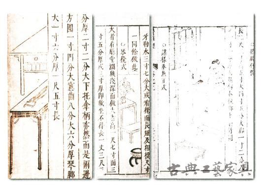 萬曆本《魯班經》插圖