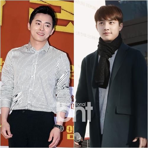 新浪娱乐讯 韩国演员曹政奭有望出演电影《哥哥》,与EXO成员D.O.联手打造新片。   某相关人士表示,曹政奭最近接到了电影《哥哥》的出演提案,正在商议相关的细节。D.O.在28日也被提及有望出演该片,其所属公司SM娱乐表示正在积极地讨论,两位大势演员能否一同出演也引起了人们的关注。   另外,电影《哥哥》讲述经历不幸的弟弟和守护他的哥哥一同逐渐成长的故事,预计将于10月后投入拍摄。bnt新闻/供稿 黄斐/文 bnt新闻 DB/图