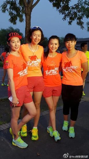 叶钊颖刘语熙等歌星在现场。