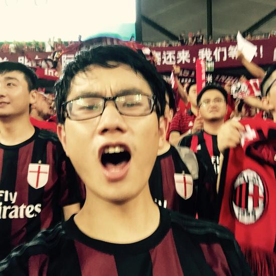 We are ACmilan!