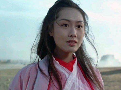 朱茵饰演的紫霞仙子成为经典