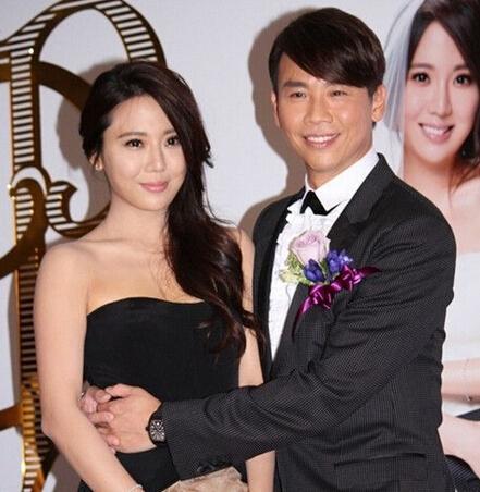 陶喆与妻子(资料图)