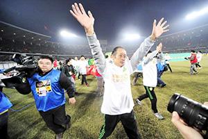 国安冠军主帅洪元硕去世 享年67岁