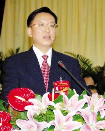 吉林省副省长谷春立涉嫌严重违纪违法被调查