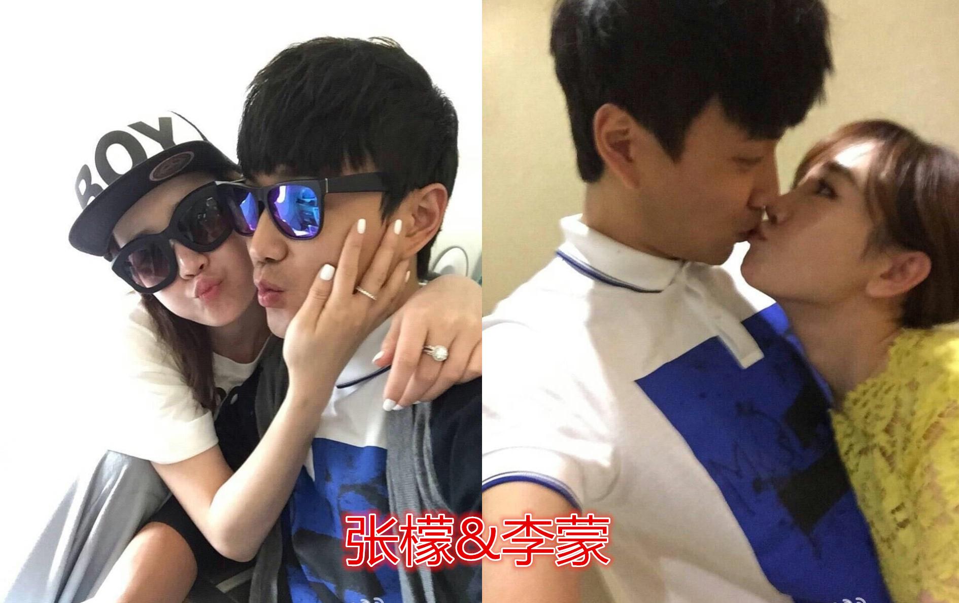 李蒙与刘雨欣结婚已有一女