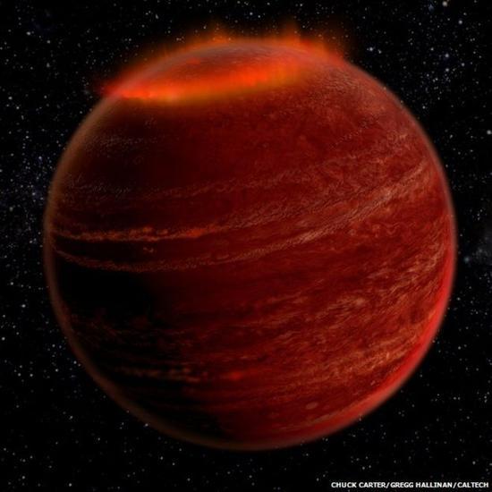 天文学家首次发现褐矮星极光现象:距地球18光年