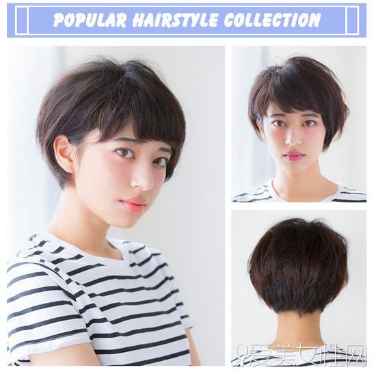 style 11 蓬松超短发|短发|发型_新浪时尚_新浪网图片