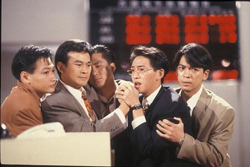 《大时期》剧照丁家五蟹