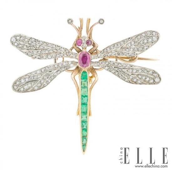 【新珠宝】可以以假乱真的10只珠宝蜻蜓