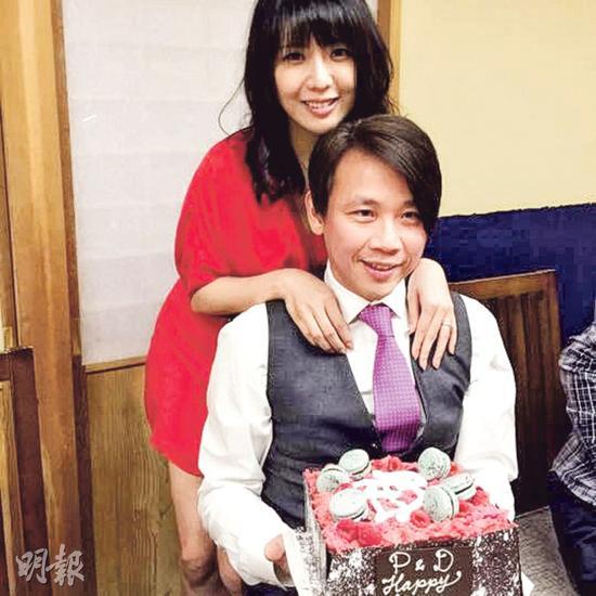 有传陶喆与太太江佩蓉感情没受影响。