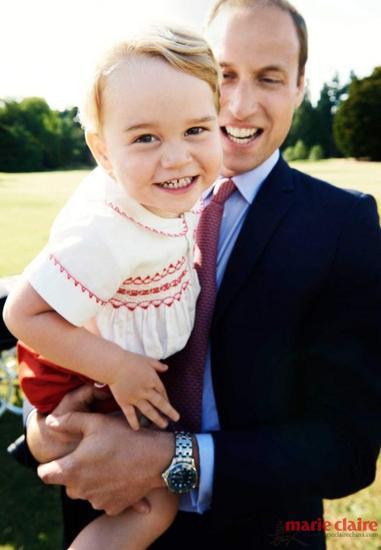 两岁的乔治王子也已经能嚷嚷出一整首《Let It Go》