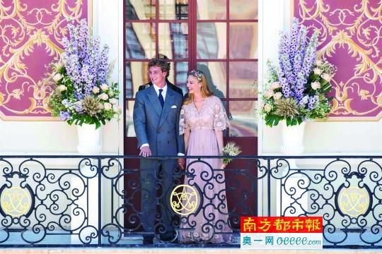摩哥王子大婚