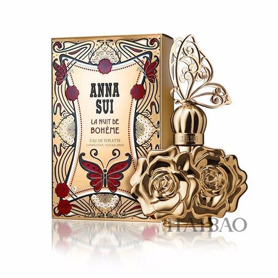 安娜苏 (Anna Sui)波希米亚浪漫之星香水