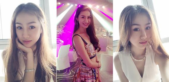 孙悦老婆再曝照 网友:分分钟美瞎我(多图)