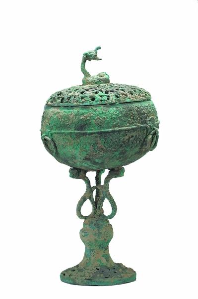 漢代青銅熏爐