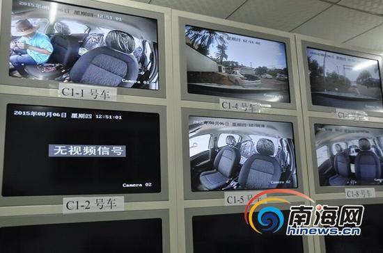 定安县黄竹的海南省公安厅交警总队机动车驾驶人科目三考场将10日开考(交警供图)