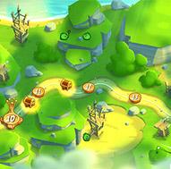愤怒的小鸟2游戏高清截图