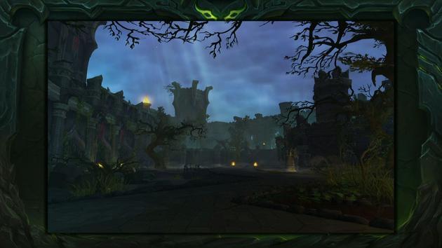 魔兽世界7.0军团再临地下城