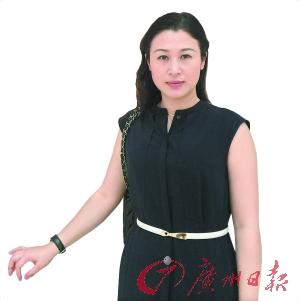 广州艺术品商会副会长 冯玮瑜