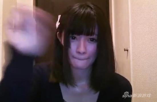 日本美女主播忘记关掉摄像头
