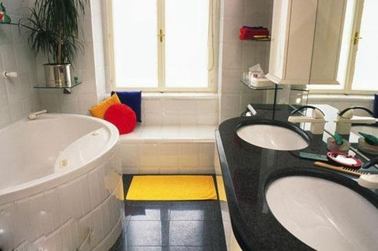 个性化才是王道 别把你家卫浴弄得像公厕