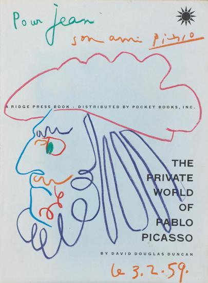 毕加索-人像