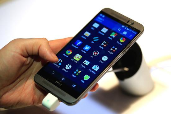 HTC One M9智能手机
