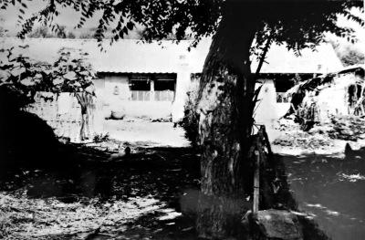 刘伯涛发现聊斋原稿的农会旧址