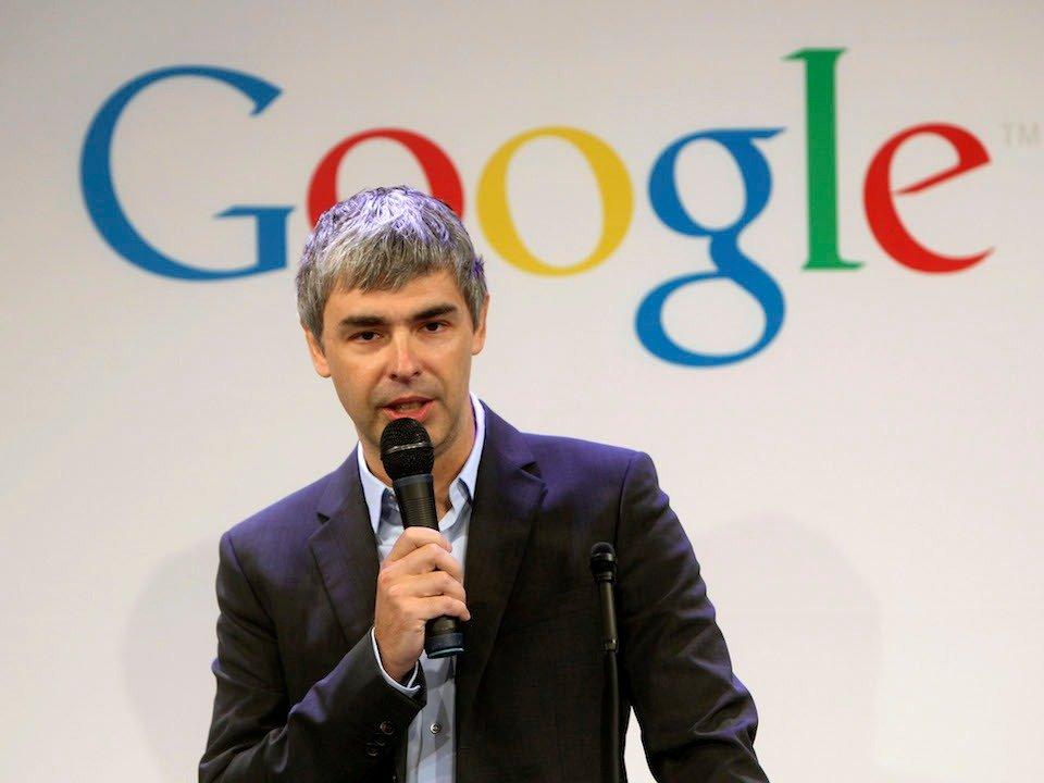 谷歌重组更名Alphabet 皮查伊接替CEO职位