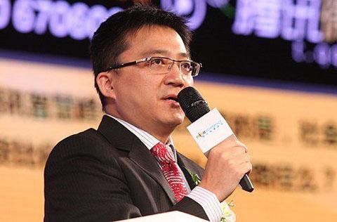 刘春宁此前在腾讯工作十年