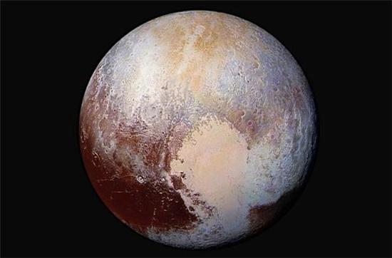 冥王星(新浪科技配图)