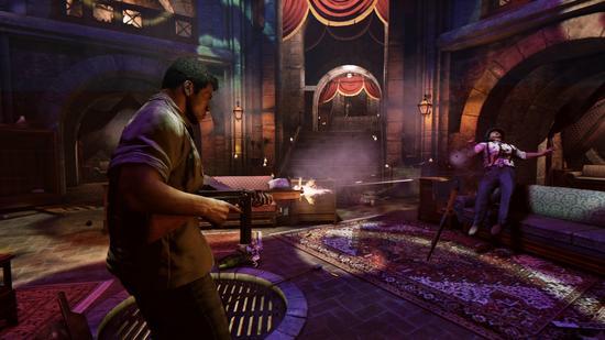 《黑手党3》游戏截图