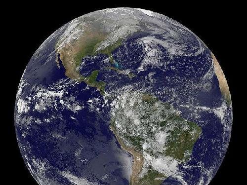 """""""地球超载日""""提前到来:地球不堪重负"""